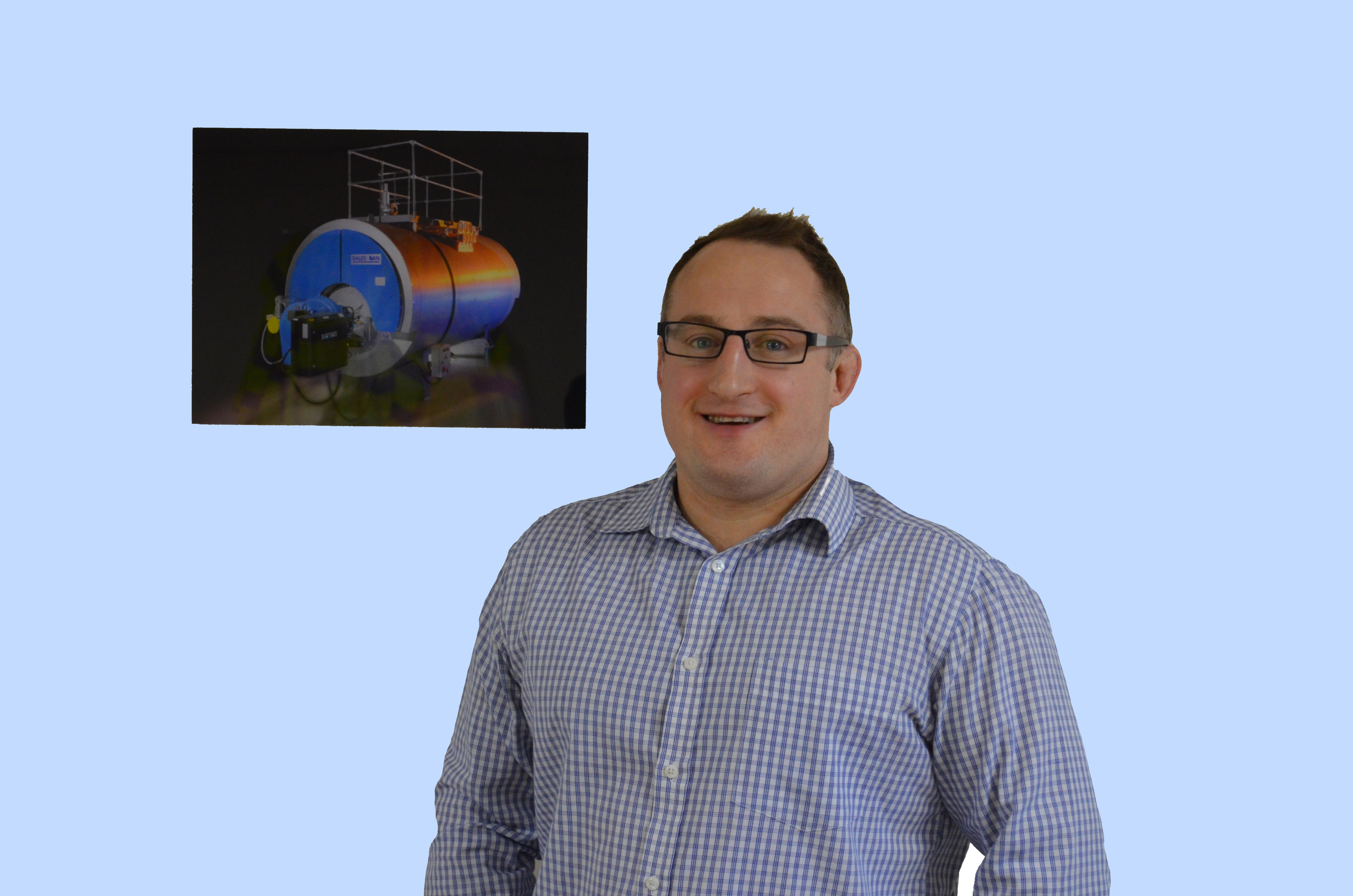 Gavin Hindle, Contracts Manager