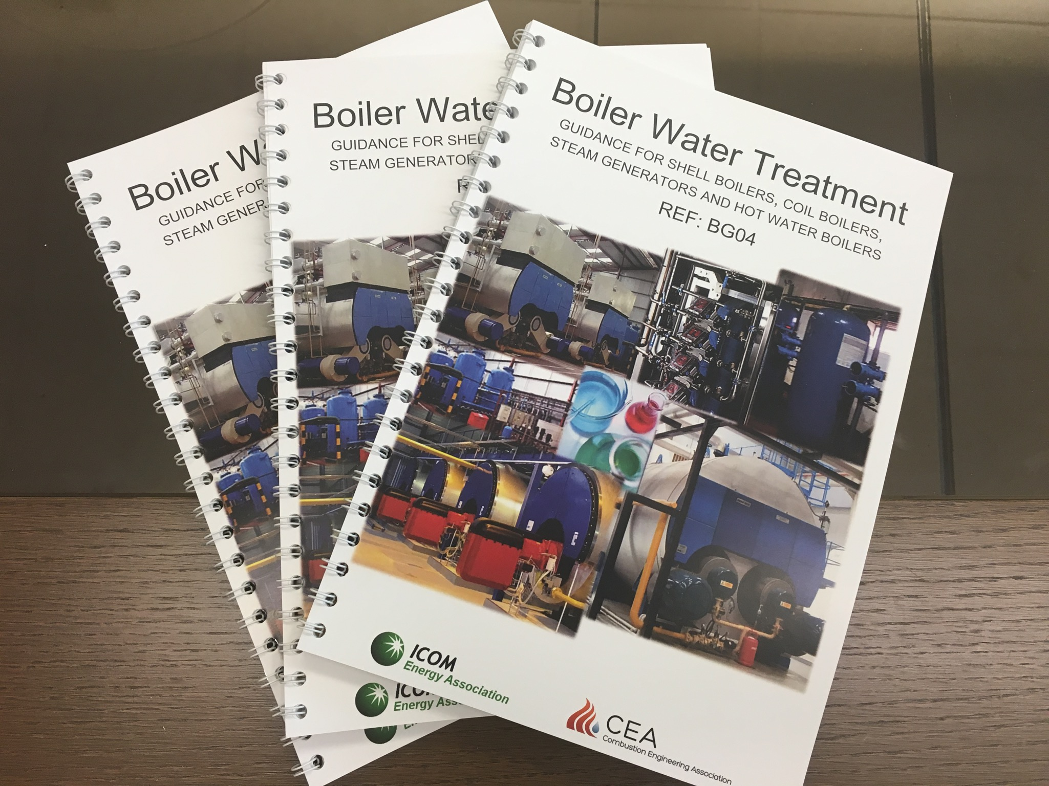 boiler water treatment BG04
