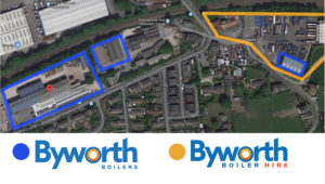 Byworth Boilers and Byworth Boiler Hire