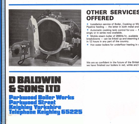 About Us - Byworth Boilers