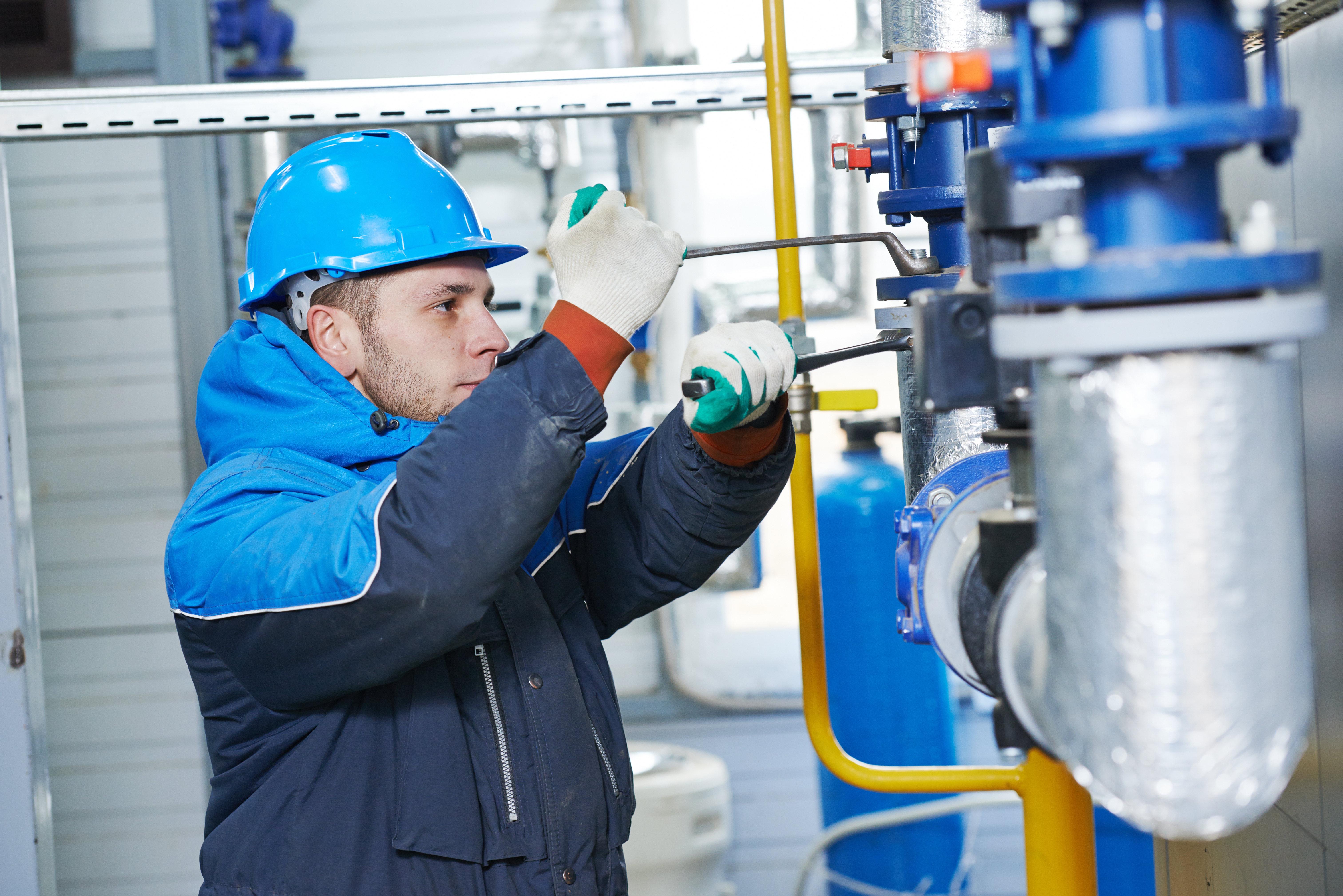 Conversions, Efficiency Upgrades and Major Repairs - Byworth Boilers