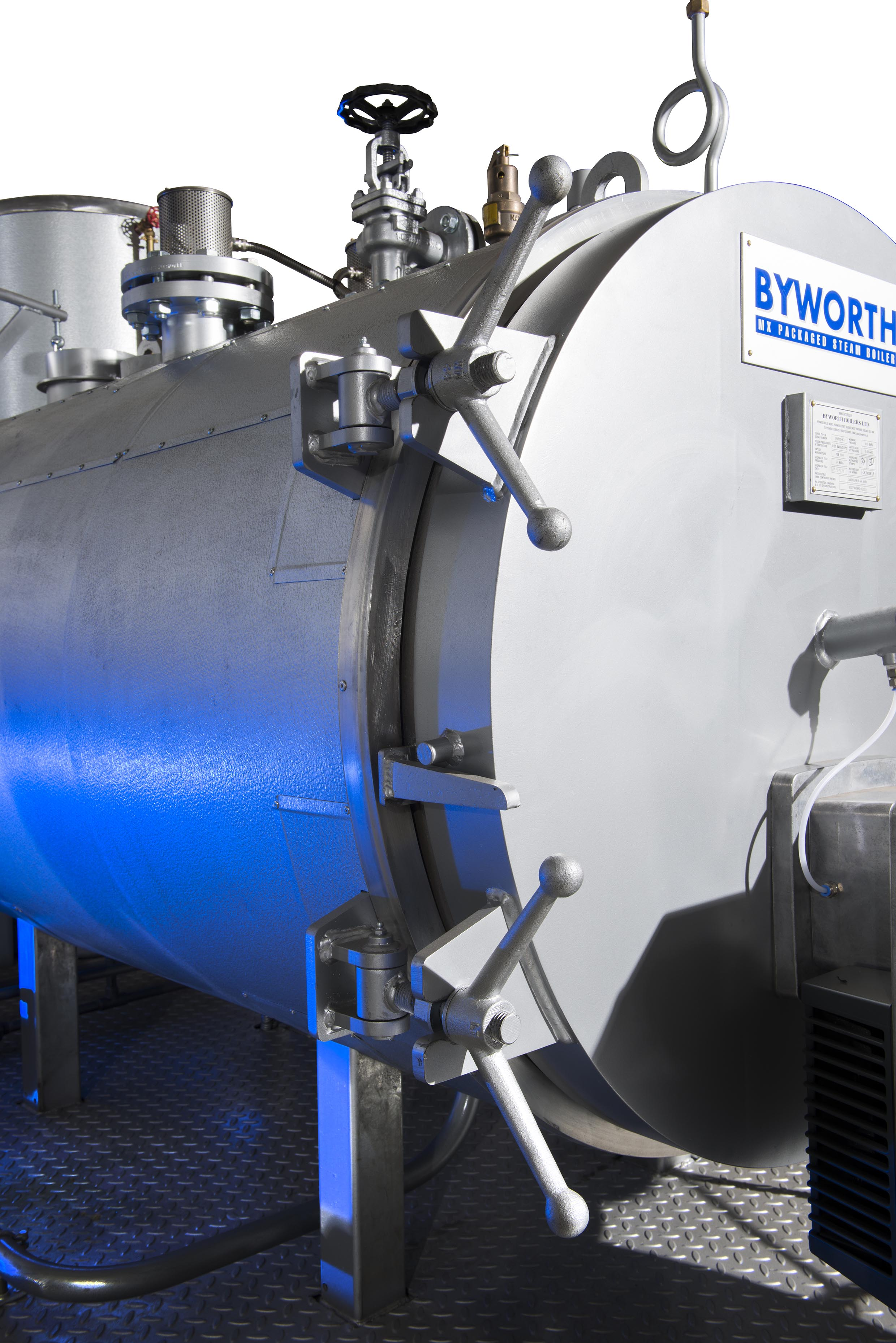 MX Steam Boiler - Perfect for Smaller Applications